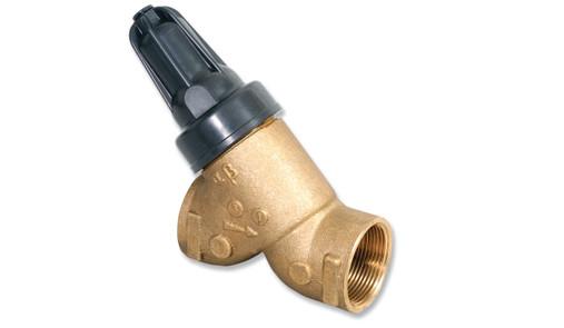 """Регулятор давления PRV-R Black 1""""1/2 - 40 mm ВР"""