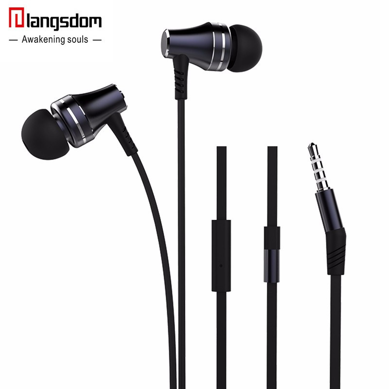 Hi-Fi Наушники затычки с магнитами Langsdom A2 Earphone