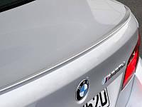 Cпойлер сабля тюнинг BMW F10 стиль M