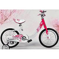 """Велосипед 2-х колесный RoyalBaby Sakura Steel 12"""" розовый"""