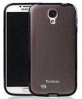 Yoobao 2 in 1 Protect case for Samsung i9500 Galaxy S IV, black (PCSAMS4-BK)