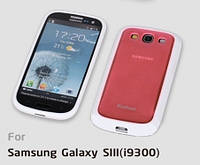 Yoobao 2 in 1 Protect case for Samsung i9300 Galaxy S III, red (PCSAMI9300-ED)