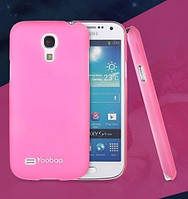 Yoobao Crystal Protect case for Samsung i9190 Galaxy S IV Mini, pink (PCSAMI9190-CPK)