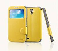 Yoobao Fashion leather case for Samsung i9200 Galaxy Mega 6,3, yellow (LCSAMI9200-FYL)