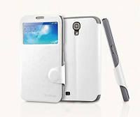Yoobao Fashion leather case for Samsung i9200 Galaxy Mega 6,3, white (LCSAMI9200-FWT)
