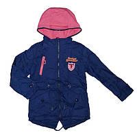 Куртка на флисе для девочек,оптом, Grace ,86-116 рр., арт. G-61190