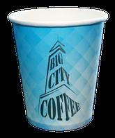 Бумажный стакан для кофе или чая 185 мл