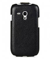 Melkco Jacka leather case for Samsung Galaxy S3 Mini Neo i8200/i8190 Galaxy S III Mini, black (SSGN81LCJT1BKLC)