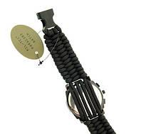 Часы с браслетом из паракорда MilTec Army Paracord 15774002, фото 3