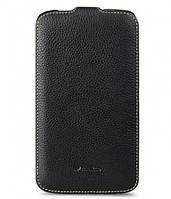 Melkco Jacka leather case for Samsung i9200 Galaxy Mega 6.3, black (SSMG92LCJT1BKLC)