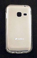Melkco Poly Jacket TPU cover for Samsung S6802 Galaxy Ace DuoS, transparent (SS6802TULT2TSMT)