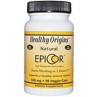 Эпикор  500 мг 30 капс противовирусный препарат повышение иммунитета в теч 2-х часов Healthy Origins