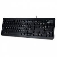 Клавиатура Genius SlimStar 130 Black USB (31300714106)