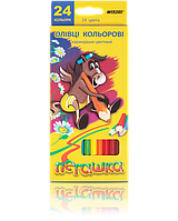 "Карандаши цветные ""MARCO"" Пегашка (24 цвета) 1010-24CB"