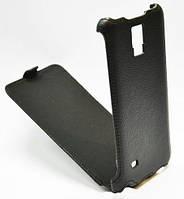 Armor flip case for Samsung G3502 Galaxy Trend 3, black