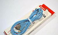 Кабель USB micro IPHONE 5/6/7 REMAX, кабель переходник, кабель микро