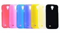 Celebrity TPU cover case for Samsung i9190 Galaxy S IV Mini, blue