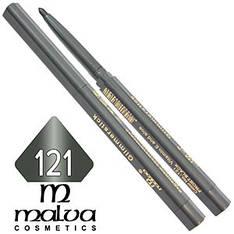 Malva - Карандаш M-300 для глаз механический Тон №121 frost black перламутр