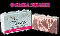 Натуральное мыло ручной работы «Роза», SWAN, 90 г