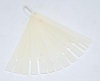 Планшет для образцов веер матовый (12шт) PO-31M YRE