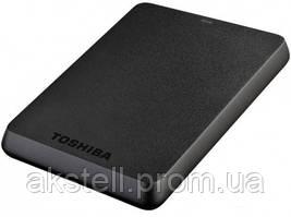 USB3.0 500Gb Toshiba StorE Canvio Basics Black (HDTB305EK3AA)