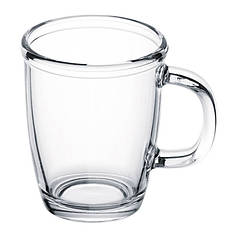 Чашка скляна 92015