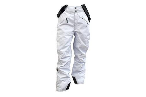 Мужские штаны Descent White АКЦИЯ -40%, фото 2