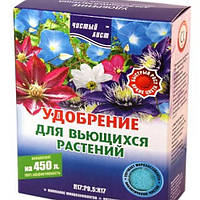 Удобрение Чистый лист кристал 300 гр. для Вьющихся растений Kvitofor