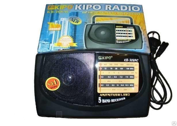 Радіо KB-308AC торгова марка UKC