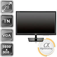 """Монитор 20"""" LG E2042C-BN (16:9/VGA) class A БУ"""