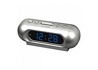 Электронные сетевые часы VST-716-5   .dr