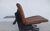Сиденье для мототрактора мягкое на аммортизаторе Булат
