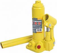 Домкрат гидравлический бутылочный  2 т, 181-345 мм
