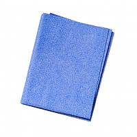 Салфетка для сушки кузова автомобиля синяя