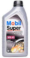 Масло моторное бензин полусинтетика 10-40 1л Mobill
