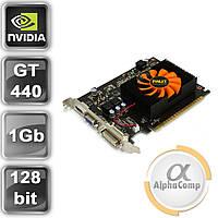 Видеокарта Palit GT440 (1Gb/GDDR3/128bit/DVI/VGA/HDMI) БУ