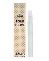 Мини парфюм Lacoste Pour Femme (Лакост Пур Фемм) 10 мл