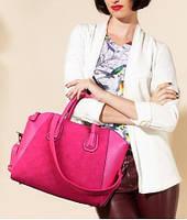 Женская сумка с ручками на плечо  большая повседневная Perfection