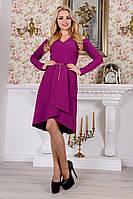 Женское  сиреневое  платье  Сита   Modus  44-48 размеры