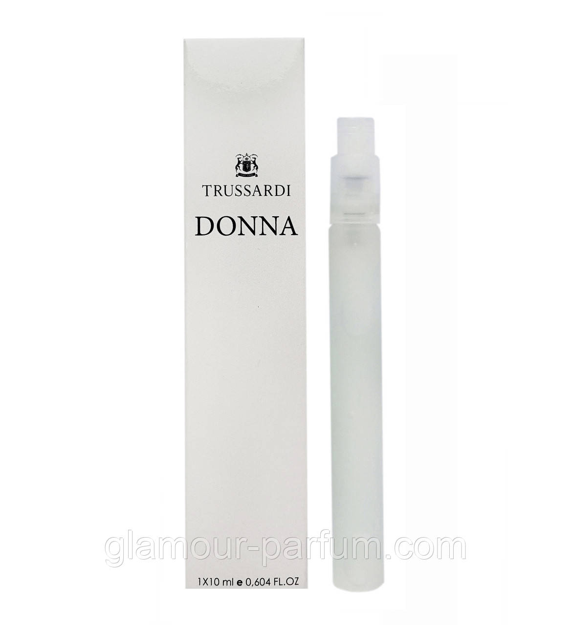Мини парфюм Trussardi Donna Trussardi 2011 (Труссарди Донна Труссарди 2011) 10 мл (реплика) ОПТ