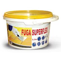 Смесь для затирки Fuga Super Flex 2 кг красный кирпич (2000000096865)