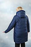 Зимняя женская куртка батал, фото 2