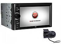 Автомагнитола мультимедийная 2-DIN GT M15 VR