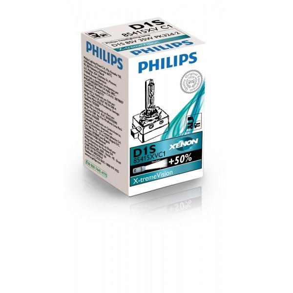 Philips X-tremeVision D1S 85415 XVC1