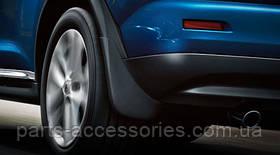 Nissan Juke 2015-2017 брызговики передние задние Новые Оригинал