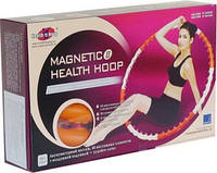 Обруч массажный Magnetic Health Hoop II 1.2 кг / Хула-хуп