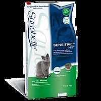 Sanabelle (Санабель) SENSITIVE Poultry 0.4кг - корм для кошек с чувствительным пищеварением (птица)