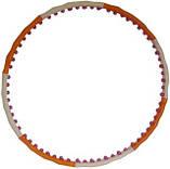 Обруч массажный Jemimah Health Hoop II 1.7 кг / Хула-хуп, фото 3