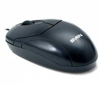 Мышь SVEN RX-111 черная USB