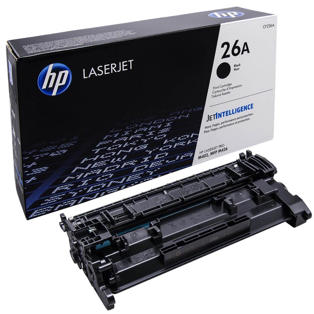 HP CF226A першопрохідний